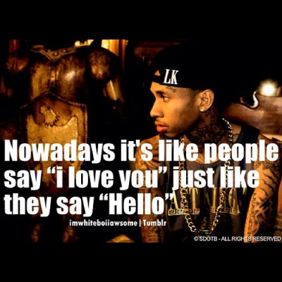 Nowadays… #love #hate #hello #illustration #photography #tyga #celeb #celebrity #graphic #swag #gold #lol #fashion (Taken with instagram)
