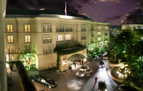 The Peninsula Hotel - Beverly Hills. Click here for full gallery.
