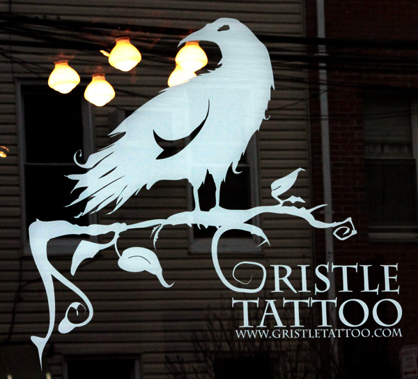 Gristle Tattoo, Brooklyn.