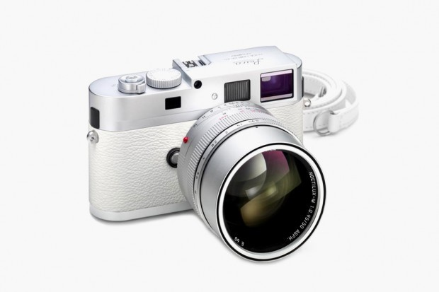 "WHITE LIGHT ""Leica Camera Japan has announced a limited edition white version of the M9-P. Set to commemorate the opening of Leica Daimaru Tokyo, the camera features all of the amenities you've come to expect from the juggernaut photography manufacturer – choosing to dress it up in a rare colorway to add to its mystique. This white kit comes with a silver Noctilux-M 50mm f/0.95 lens and a leather strap. Limited to just 50 units, the camera will retail for ¥2,620,000 JPY (approximately $31,000 USD). - Alec Banks, Hypebeast via Engadget via Gizmodo via High Snobiety via Hype Beast"