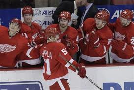@DetroitRedWings playoff berth for the 21st straight year. #historywillbemade #bestteamintheworld