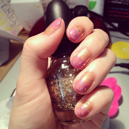 [27 March 2012] fave top coat :) (Taken with instagram)