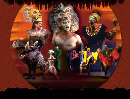All Set For The Lion King Musical Show 2012 photo 1