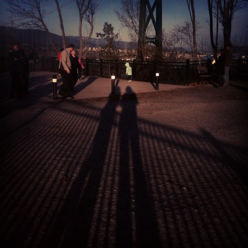 Shadows (Taken with instagram)