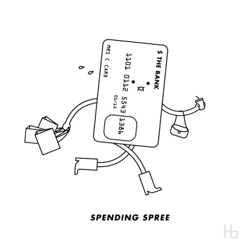 Spending Spree (2012)