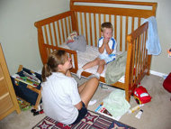 This is what a stay-at-home mom does all day | Parenting - Yahoo! Shine