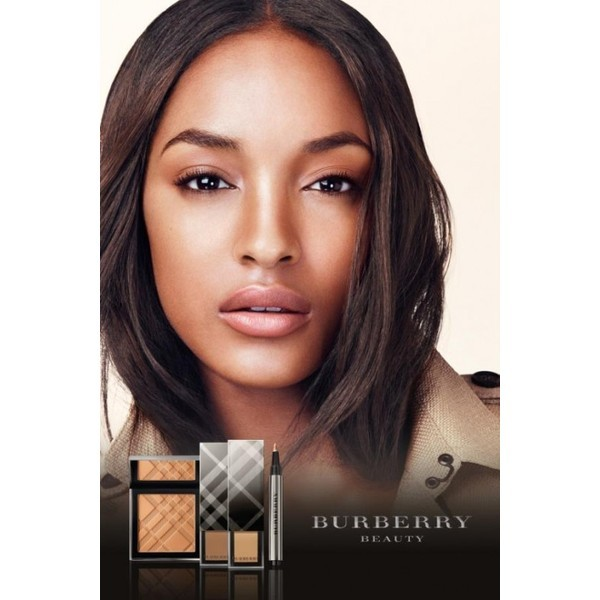 Jourdan Dunn for Burberry Beauty