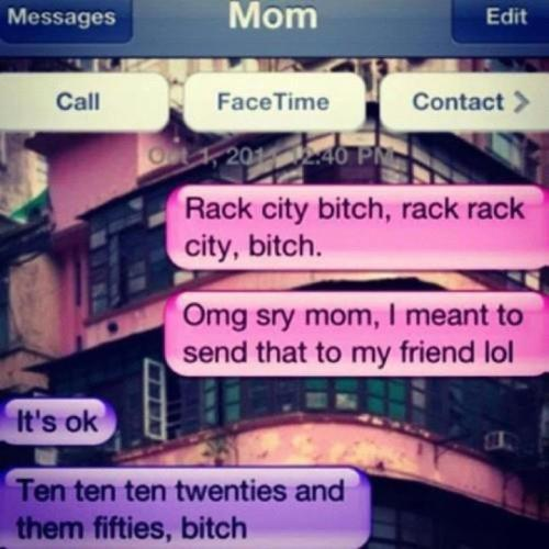 HAHAHAHA What A Madd Mother?! <3