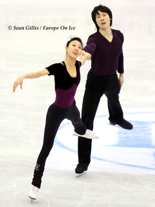 ohtheseskaters:  (via Quing Pang & Jian Tong at practice #Nice2012 on Twitpic)