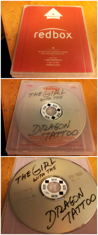 Ghetto dvd from Redbox. 