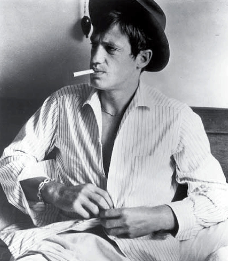 Jean Paul Belmondo, Al final de la Escapada, 1960