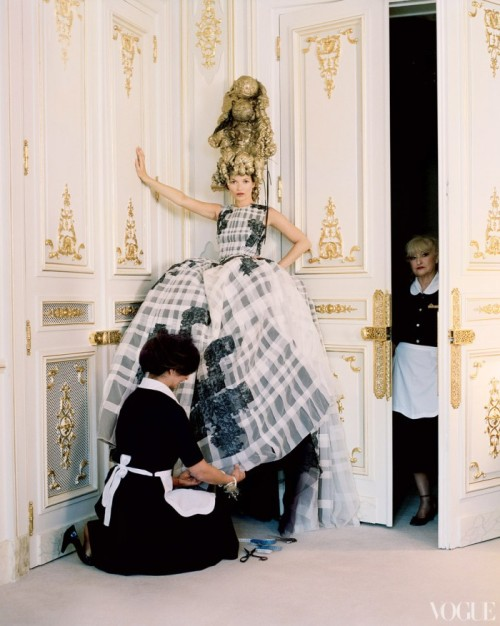 Kate Moss, by Tim Walker