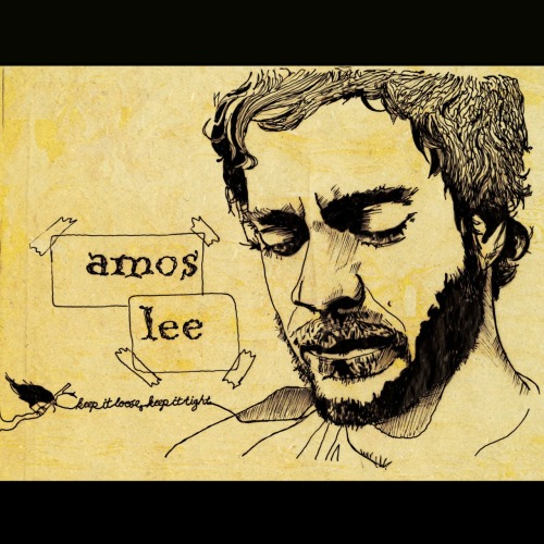 Amos Lee, Keep It Loose Keep It Tight - Album cover.