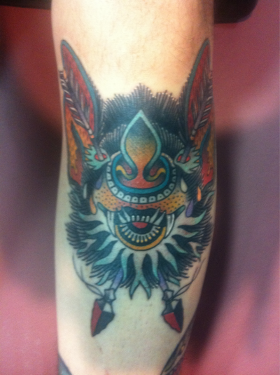5 hours on this one   Done by Phil Hatchet Yau  Dope