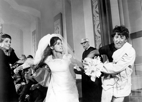 movie-race:  The Graduate (1967) Mike Nichols