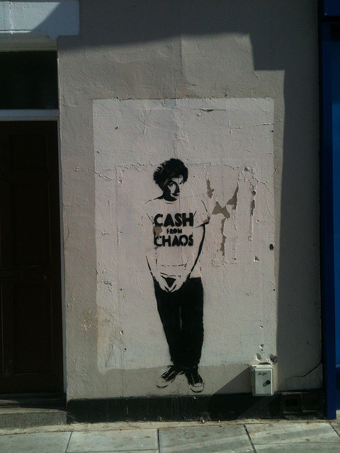 Stewy, Malcolm Mclaren on Flickr.Stewy, Malcolm Mclaren - Carysfort Rd Lived at 47 Carysfort Rd? and Clissold Cressent.