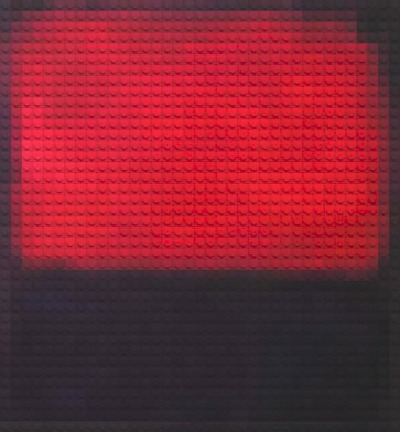 good-art-inspiration:  Lego Rothko by William Keckler on Flickr.