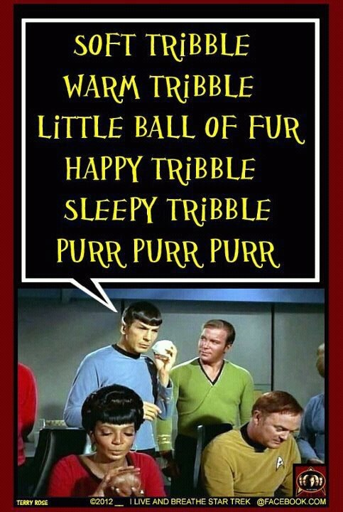 Soft tribble