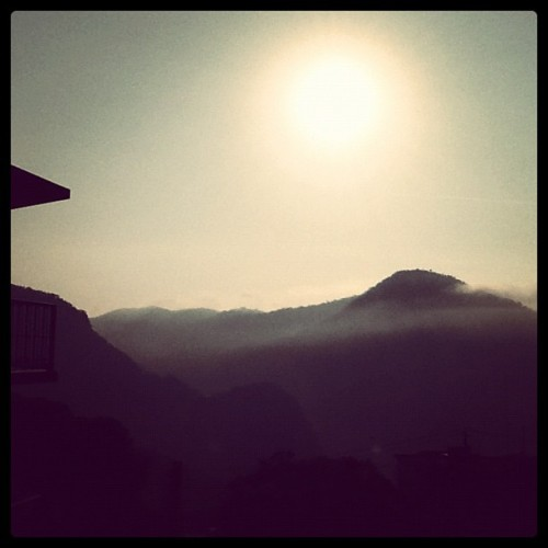 Oh BUENOS DIAS Mexico. (Taken with instagram)
