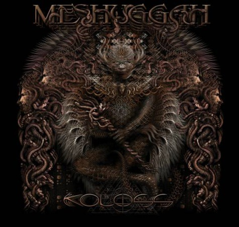 "Doug Moore tells us how songwriting has gone above and beyond on Meshuggah's latest record, ""Koloss""."
