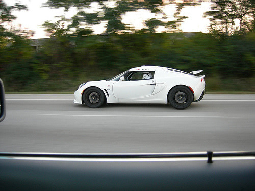 fuckyeahsexycars:  Storm Trooper in a Lotus Elise