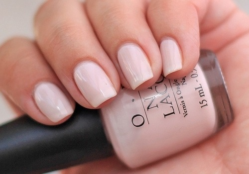 neutral nails <3
