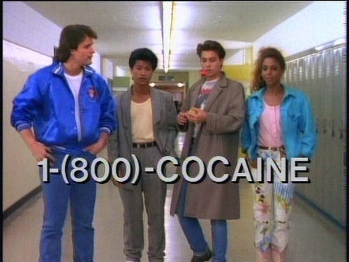 vhsdreamz:   *  is this where i call to get cocaine?