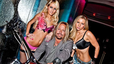 So, uh, Vince Neil just launched a brand-new gentlemen's club
