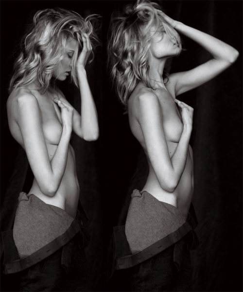 (via Magdalena Frackowiak by Magdalena Luniewska for Fashion Poland Spring 2012)