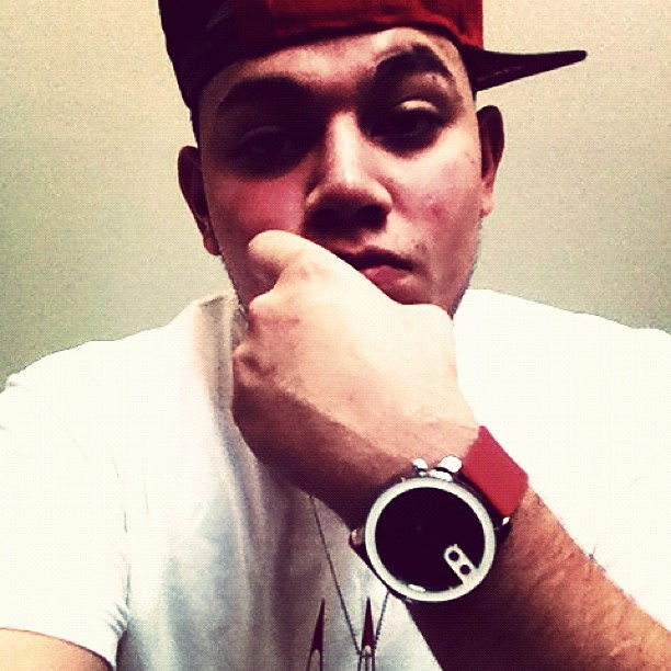 On my New York Shit but bulls reppin never bullshittin! #chicago #fludwatches #swag #dj #newyork #music #dope #fresh #steeze (Taken with Instagram at Hotel Pennsylvania)