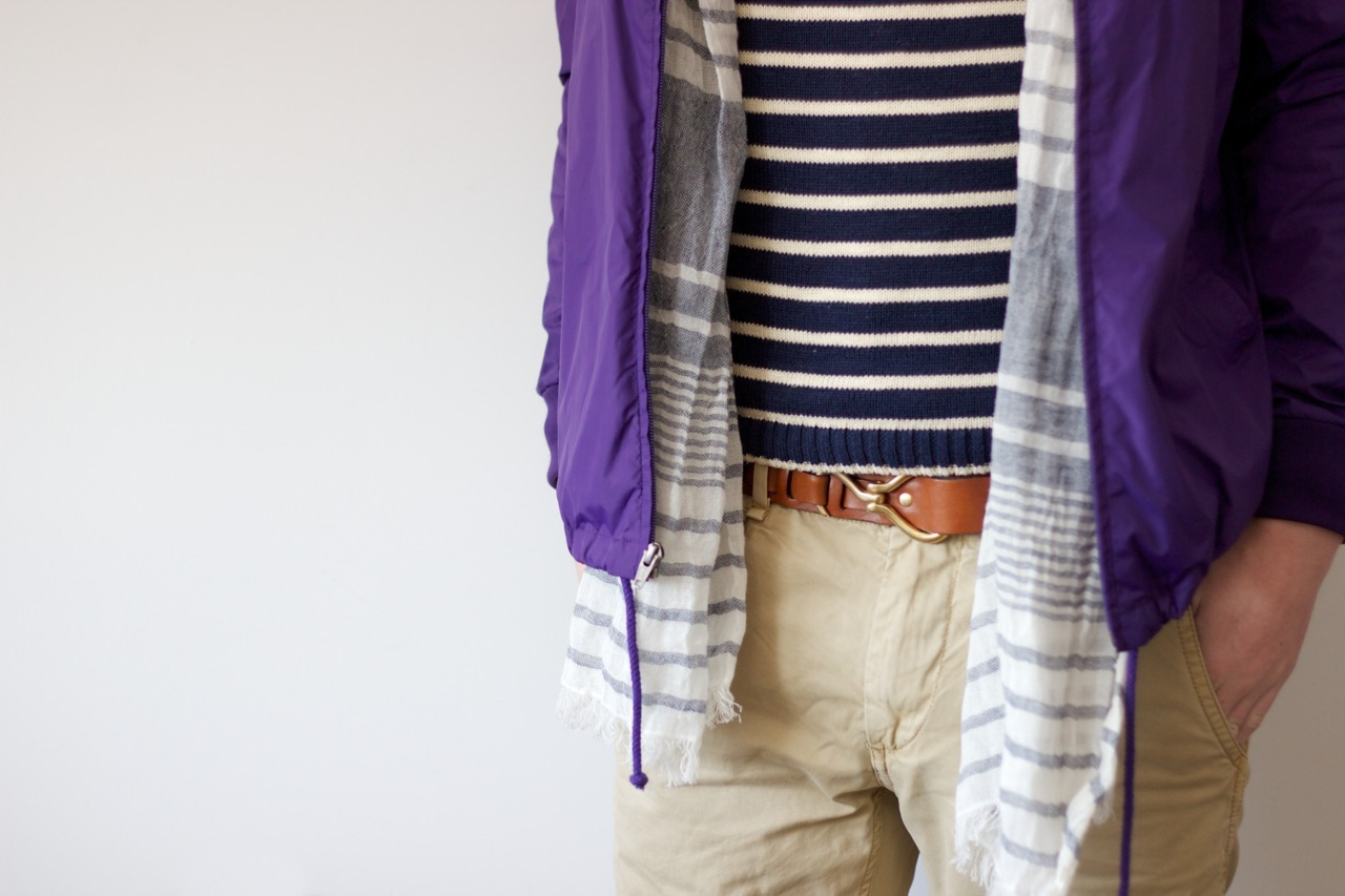 A great spring outfit for guys… looks lightweight and comfortable.
