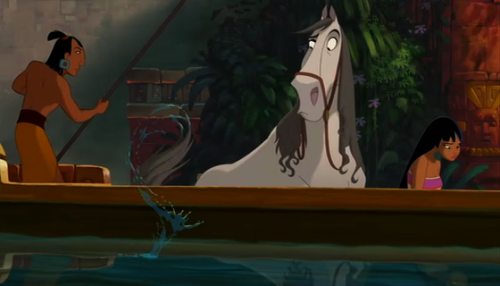 Dreamworks' The Road to El Dorado