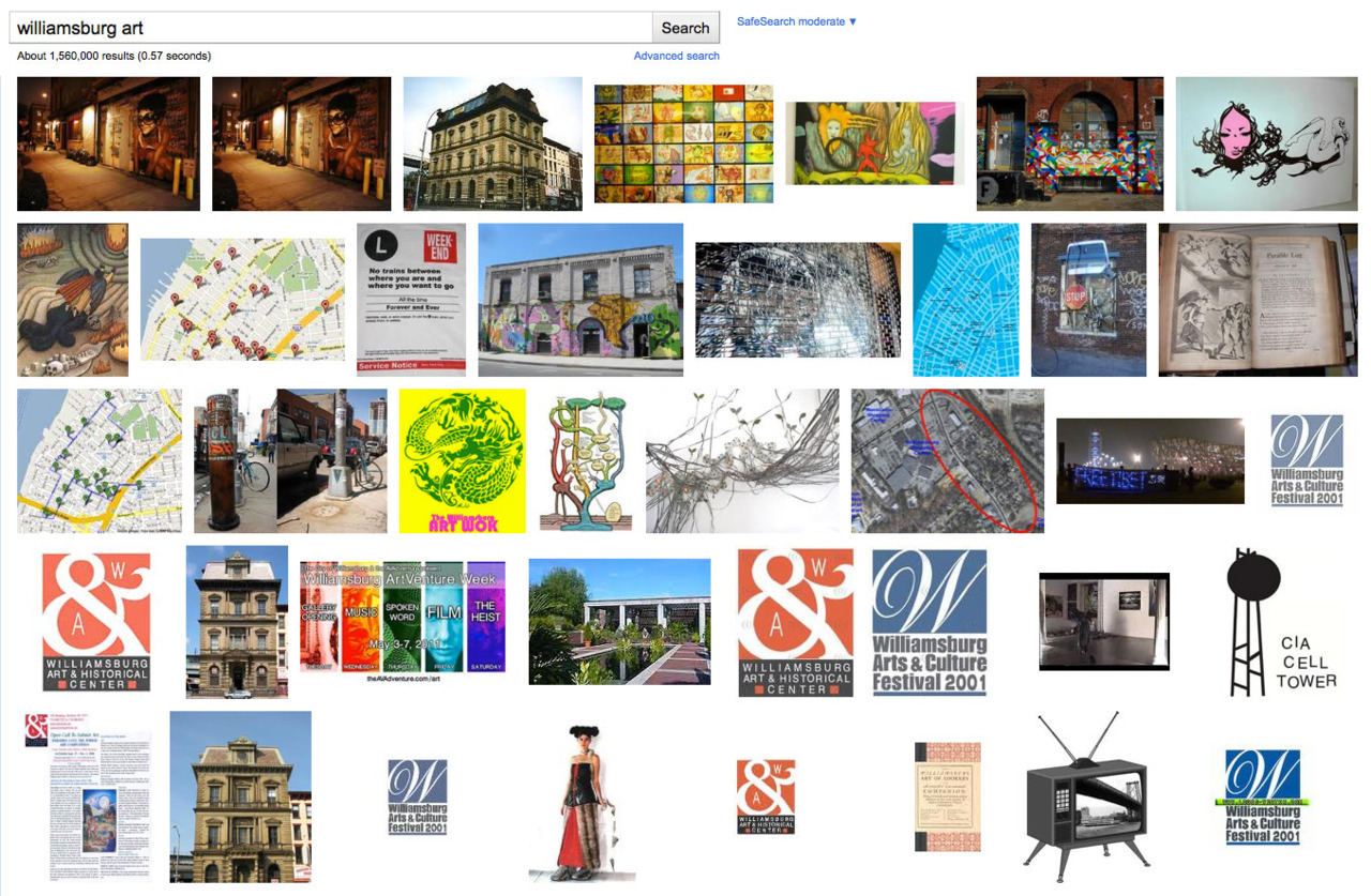 Google Art City