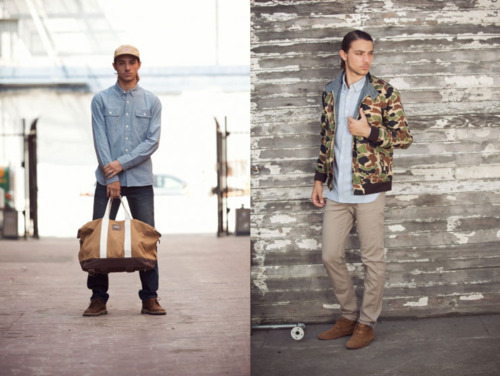 OBEY Spring/Summer 2012 on our shelves…