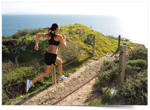 "oxygenmagazine:  Hey Fitblrs! We noticed a lot of you are hardcore runners, so here are some great articles from Oxygenmag.com on your fave fit sport! Learn to Run Digging In (by Tosca Reno) Keep Your Feet Fit! Expert Q & A: "" What can I do to stay fit while nursing an injury from running?"" Run to the Beat (a blog post from Tara Kher, Oxygen's copyeditor) Run Outside! (a blog post from Diane Hart, Oxygen's special issues Editor-in-Chief! Run to our Cover Girl Playlists!"