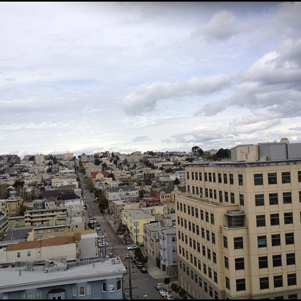 #SF #Views  (Taken with instagram)