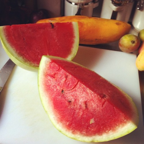 Juicy goodness (Taken with instagram)