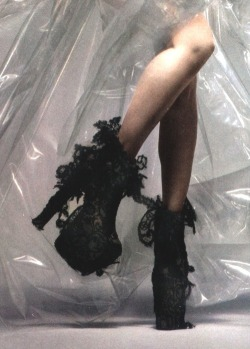 Lady Gaga by Nick Knight for Vanity Fair