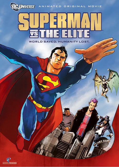 Review: Superman vs. The Elite