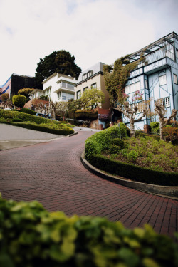 @pajar1to this is a dooope pic #SF jamesnord:  Lombard St