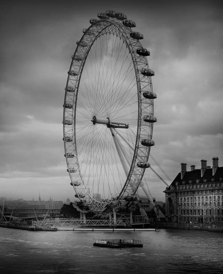 The Light of London, the newest in the series. Summer 2012.