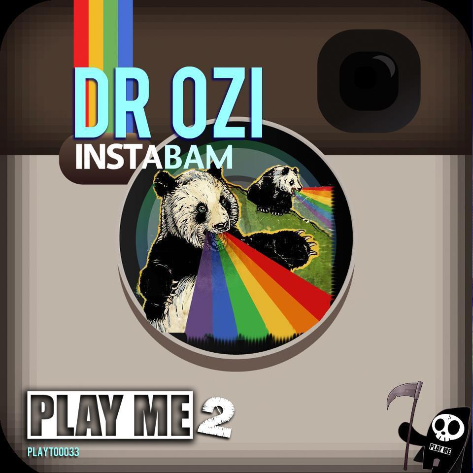 Next Thursday INSTABAM drops from Dr. Ozi. Catch them live at Bassmentality, March 28th.