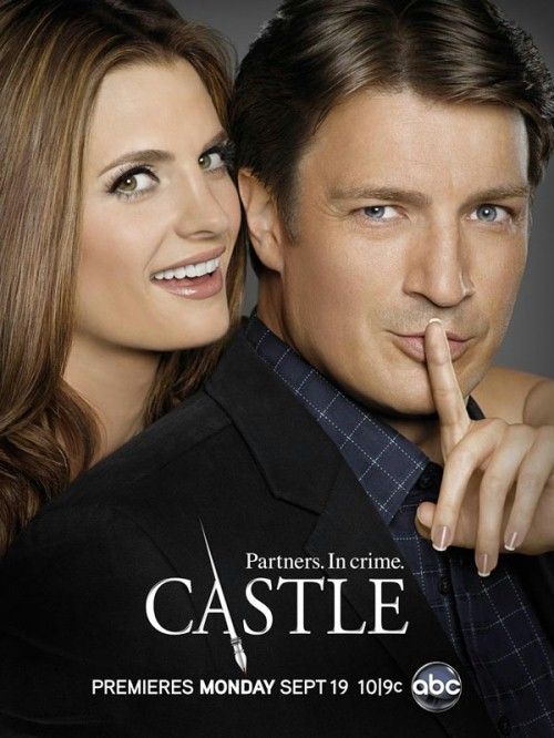 Castle is really haunting me these days. This is one of few english serials i have seen till date. I can say that this is the best among them. This serial is about a detective kate Beckett who solves murder mysteries with the help of writer castle. Basically i love murder mysteries which is what this serial is about and inaddition to that i literally loved the father and daughter relationship between castle and his daughter Alexis. Castle wants to be a father who cares his daughter's decisions and wants to become a good father. One more thing stana katic (Beckett ) was really awesome. She looks very beautiful and her acting skills are very good. Because of watching it all the day i am the feeling like the serial is running like a background process in my mind every day i woke up which never happened to me previously. It is a must watch. Don't miss it..