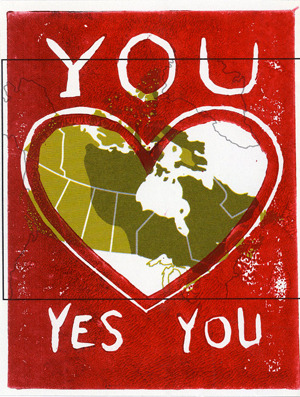 valentines to canadian geography, 2012