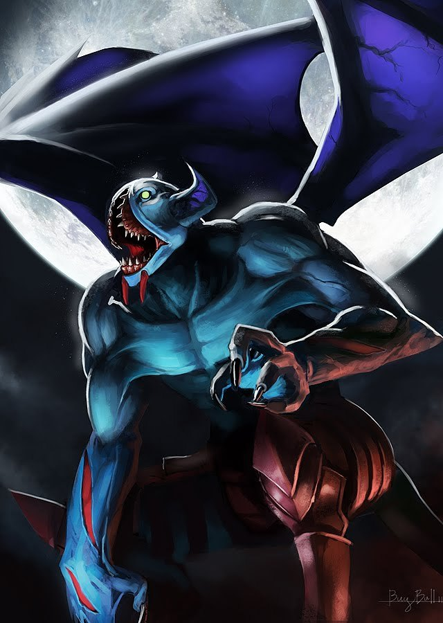 tomlaughingalonewithbeards:  Night Stalker by bugball