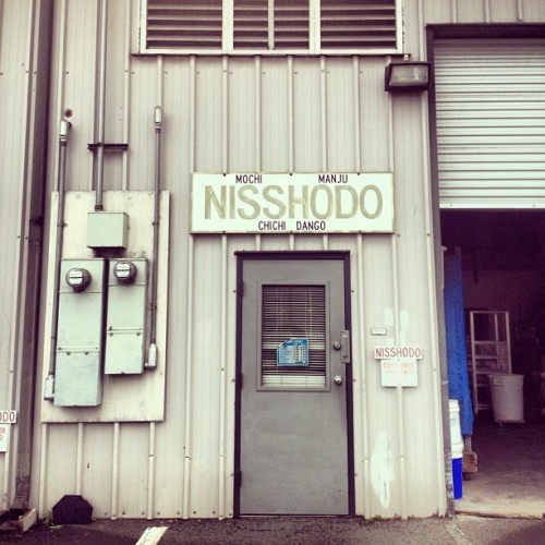 I love this place!!  (Taken with Instagram at Nisshodo Candy Store)
