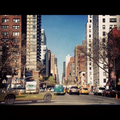 #newyorkcity #hdr #vanishingpoint  (Taken with instagram)