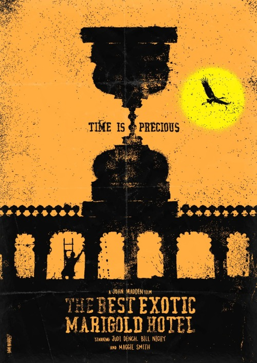 The Best Exotic Marigold Hotel by Daniel Norris