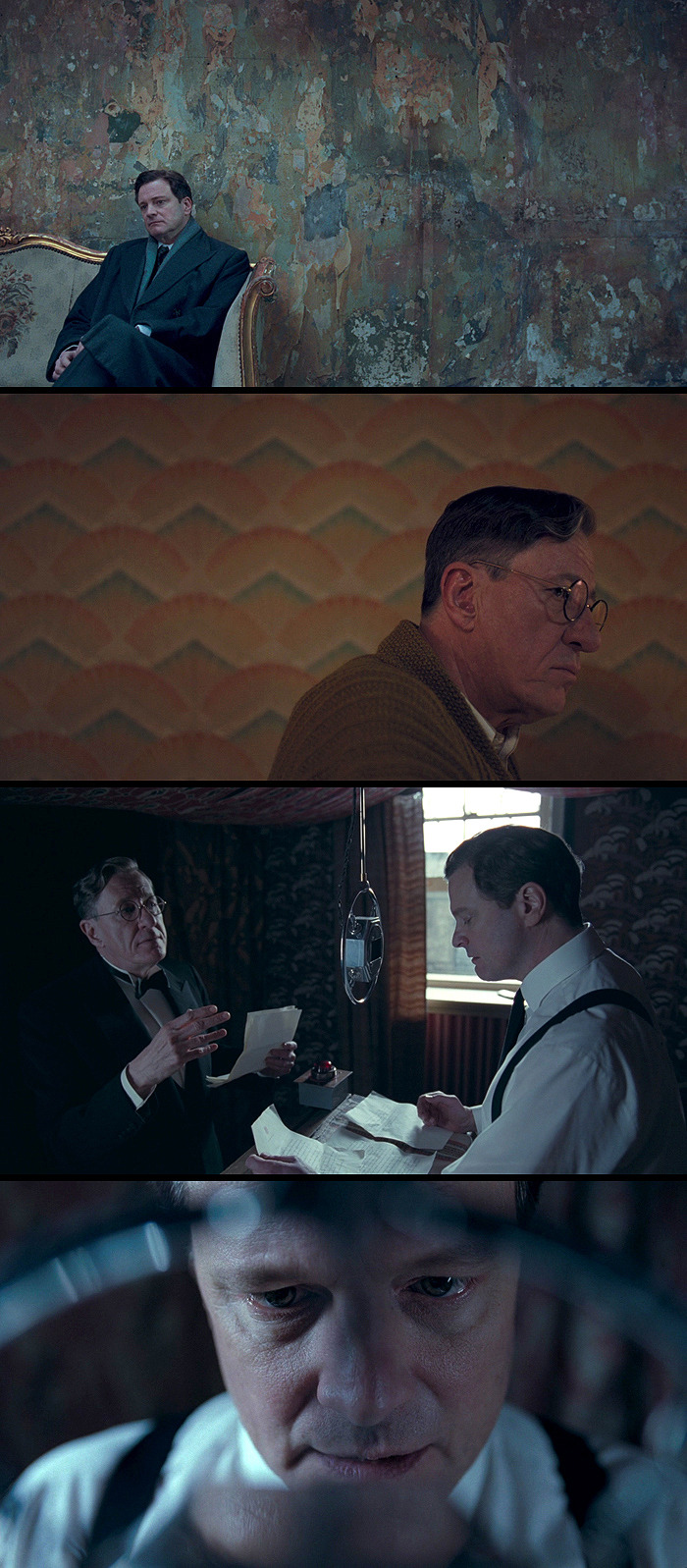 moviesinframes:  The Kings Speech, 2010 (dir. Tom Hooper)By area39