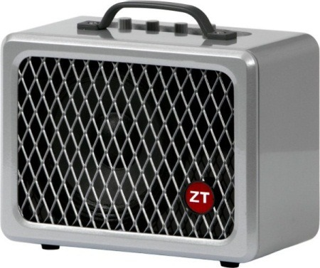 Review: ZT Lunchbox Amplifier It's not often that dreams come true, but the ZT Lunchbox is one of the rare cases where it actually happened. No bigger than metal lunchboxes we carried to school (okay, I'm old) that not only held your lunch but a thermos that would break after the first week, the Lunchbox is certainly compact in size.  Small amps are nothing new, and are usually of the practice variety. But this baby packs 200 watts of power making it more than loud enough to use in a band setting at a gig. And it weighs in at a back-saving nine and a half pounds. Click here to continue reading the review.